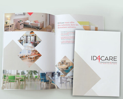 Broschüre Id4Care